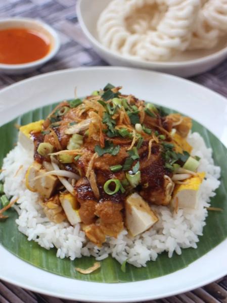 Resep Nasi Lengko Khas Cirebon Resep Makanan Nasi