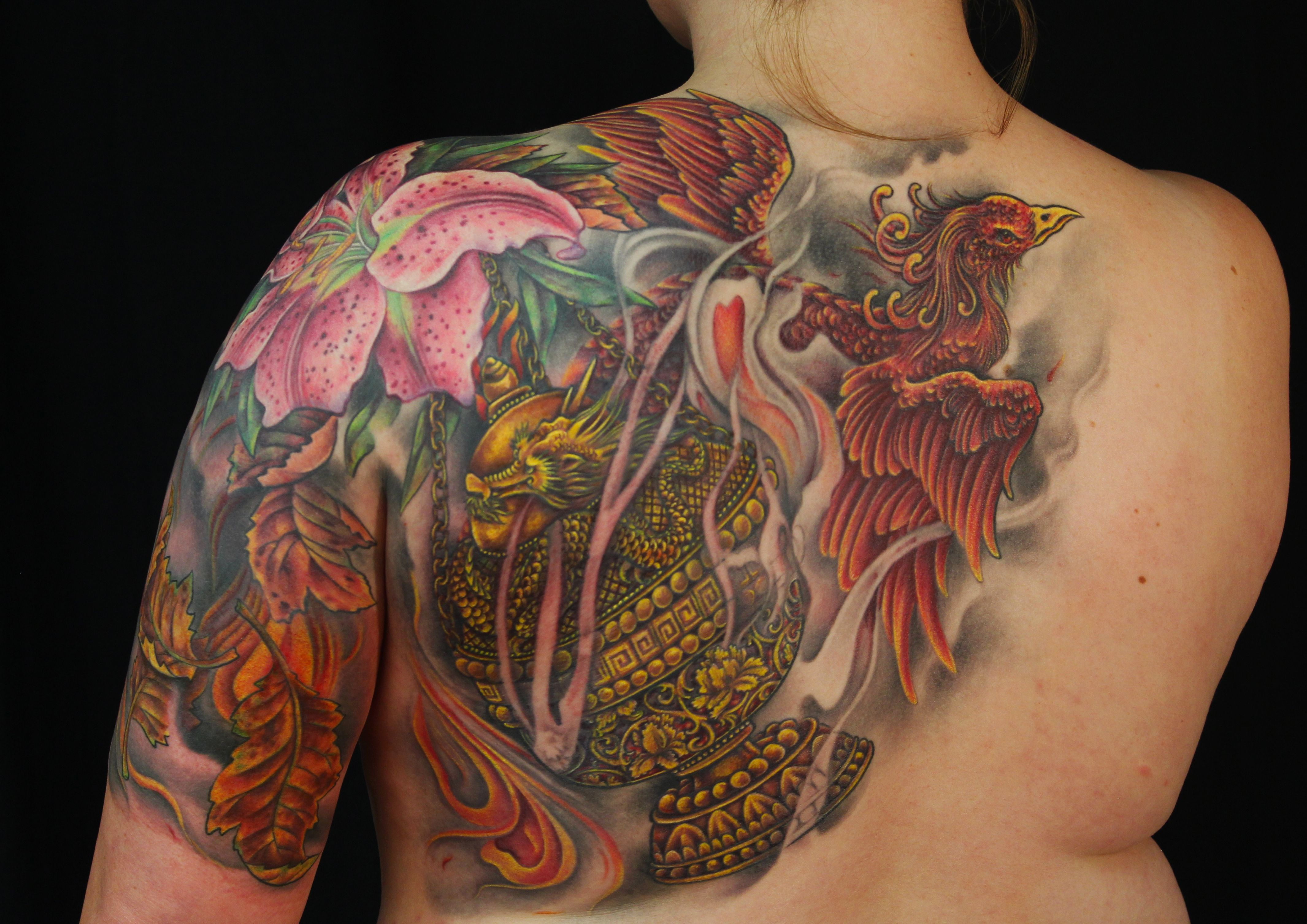 Jo harrison tattoo wwwun1tytattoo tattoos tattoo shop
