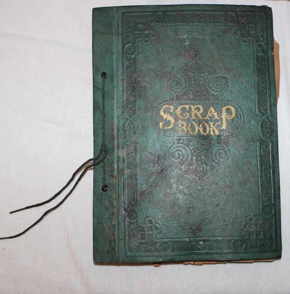 How to scrapbook newspaper - Vintage World War 2 Ii Scrapbook Newspaper Clipping Military History Wwii Vintage World