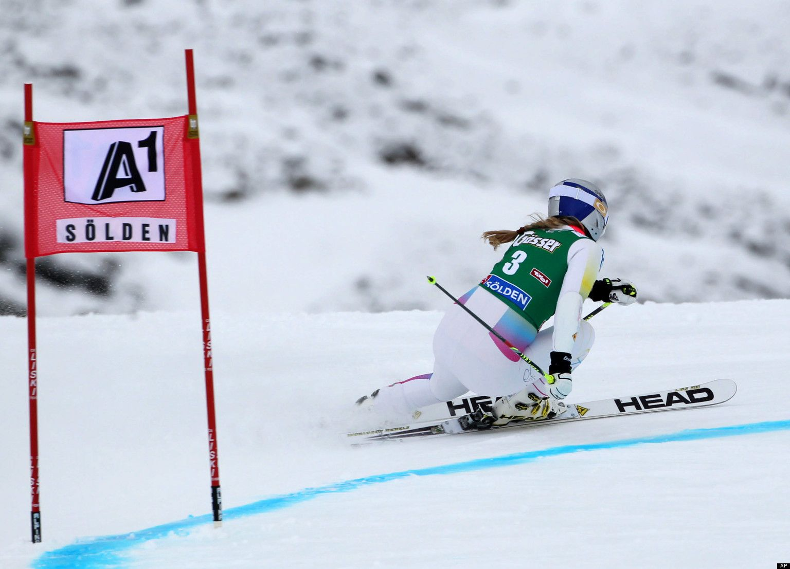 I love alpine skiing! I am on the alpine ski team at Wausau East and it is one of my biggest passions!
