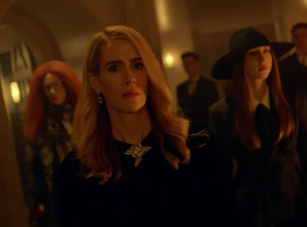 The One Thing Sarah Paulson Stole From the AHS Set Is Perfect #ahsapocalypse