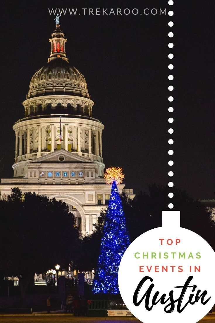 The Best Christmas Events in Austin, Texas for Families