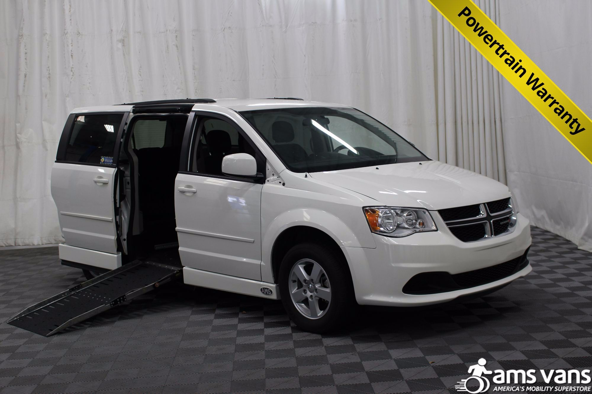 Used 2012 Dodge Grand Caravan Sxt Grand Caravan Caravan Van