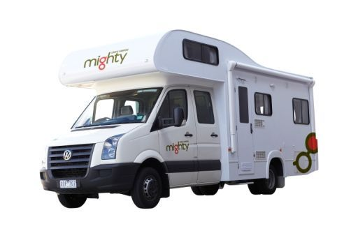 6 Berth Budget Camper With Shower For Hire In Australia Http