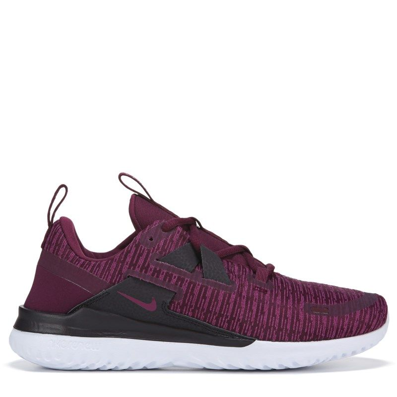 ec6535f72 Nike Women's Renew Arena Running Shoes (Bordeaux/Berry) in 2019 ...