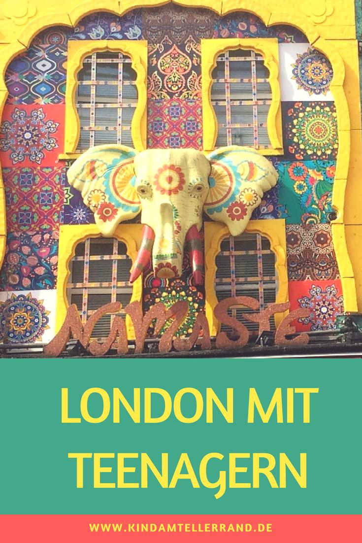 London mit Teens; von royal bis gothic: 7 Entdeckungen, 7 Schichten Englishness #travelengland