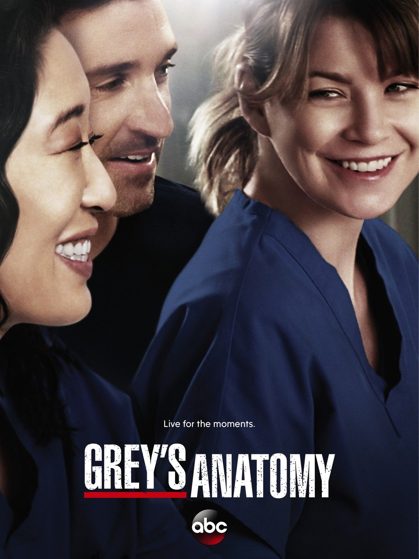 Greys Anatomy Mes Series Pinterest Anatomy