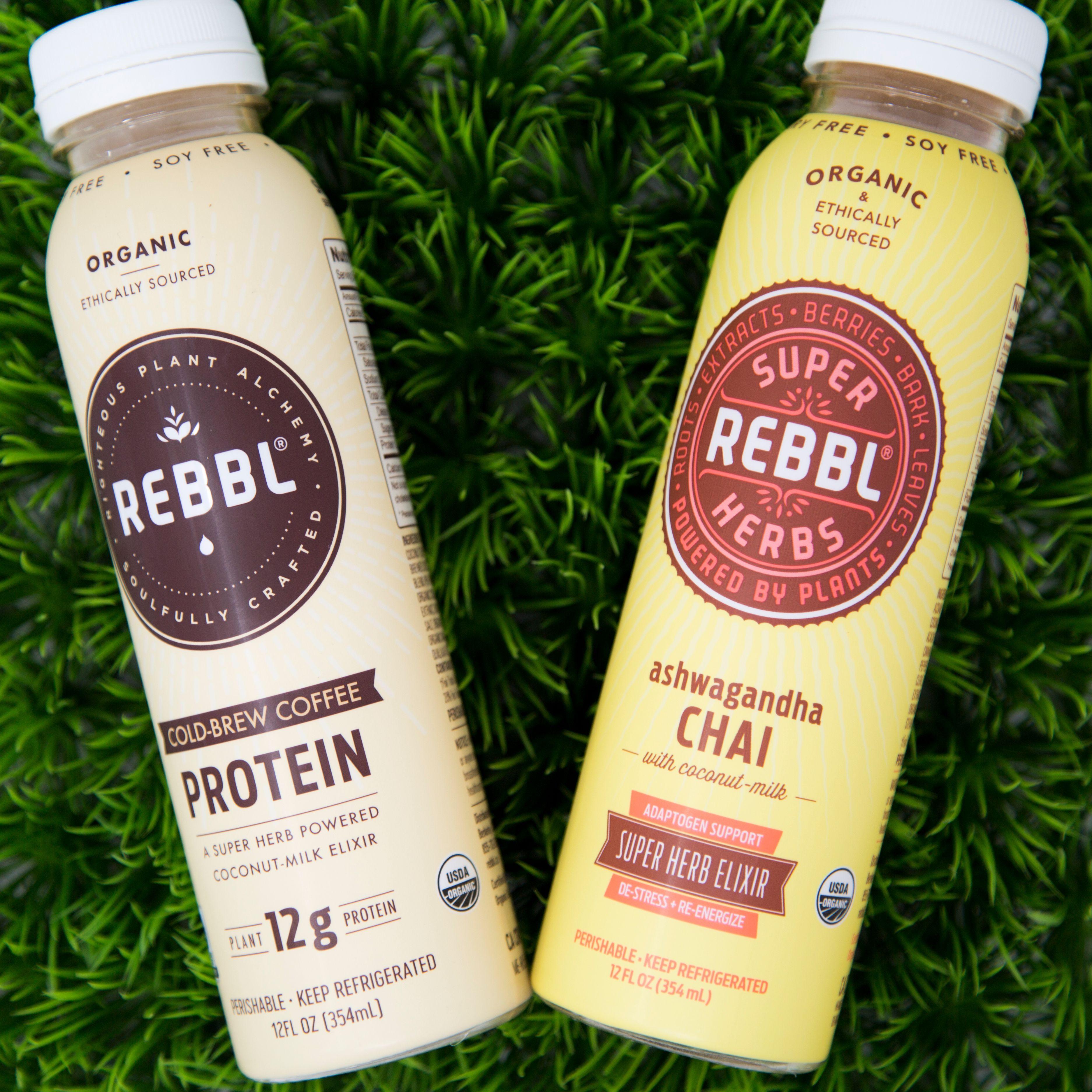 Rebbl Drink: Drinks, Coconut Protein, Food