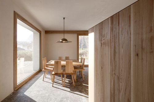 Pedevilla Architekten — Casa sul rio dei molini