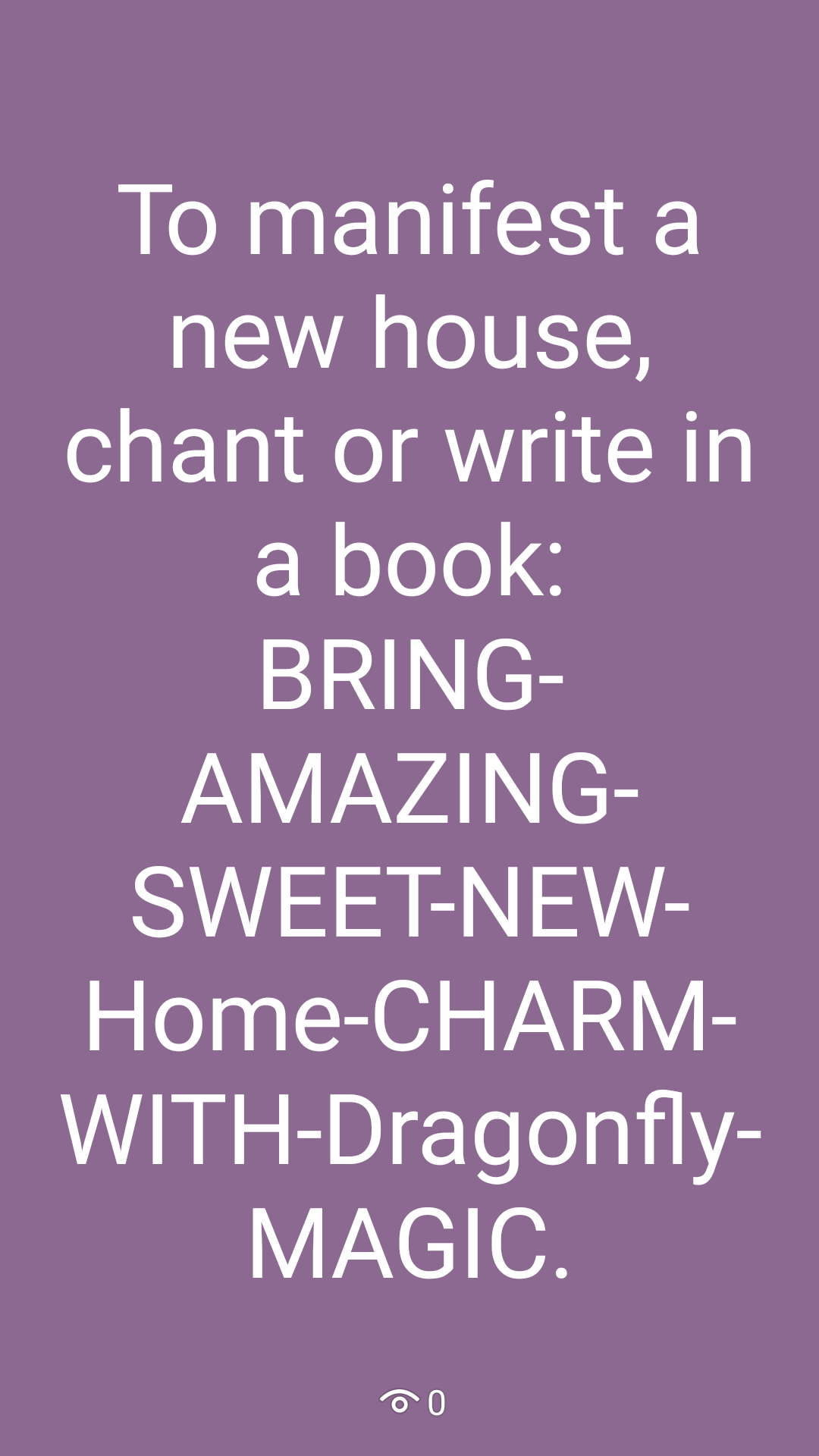 Buy a new house SWP | Switchword Phrases | Switch words