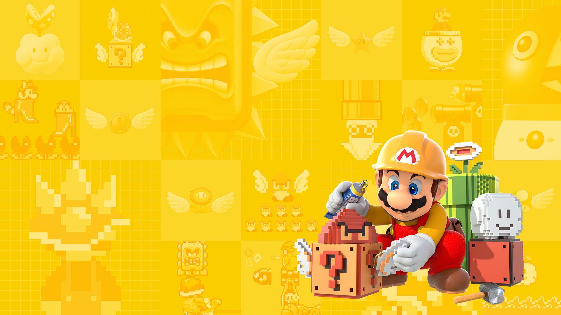 'Super Mario Maker' a brilliant entry in the 'Super Mario