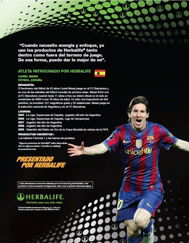 Messi Herbalife : messi, herbalife, Messi.-, Atleta, Herbalife, Nutrition,, Herbalife,, Weight, Management