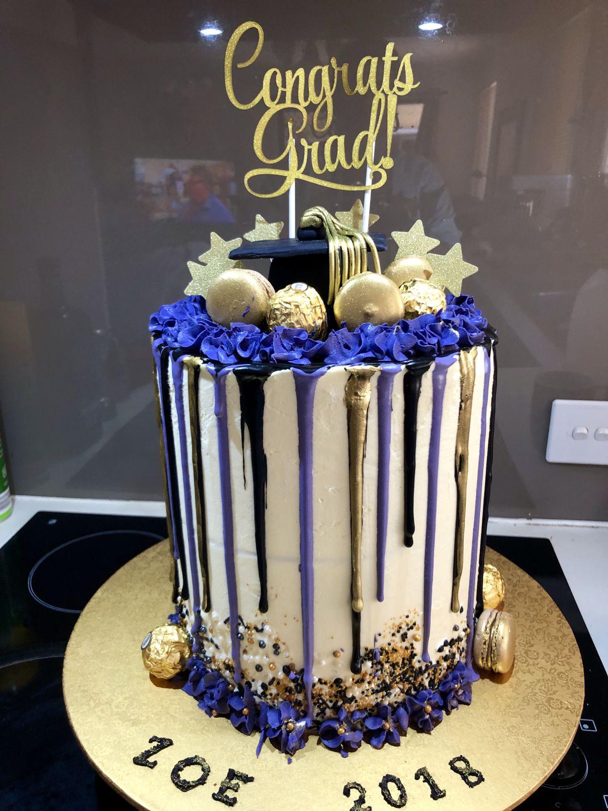 Buttercream cake in 2020   Cake, Drip cakes, Butter cream