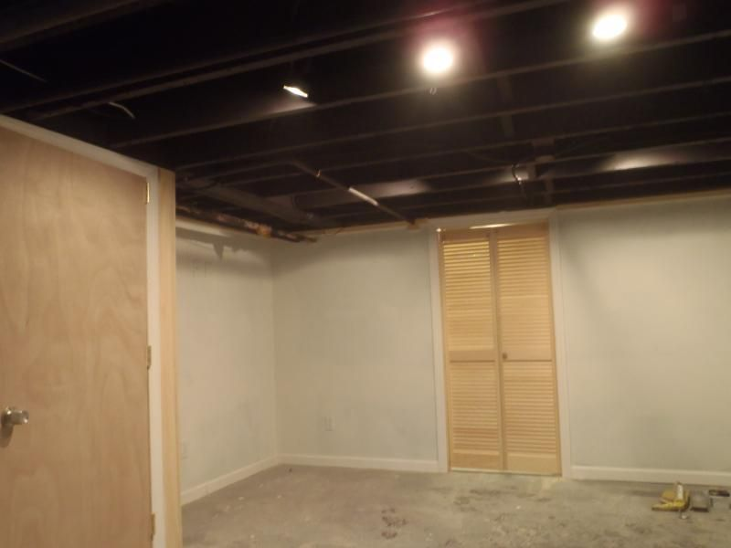 Finishing Basement Ceilings P2070032 Jpg Low Ceiling