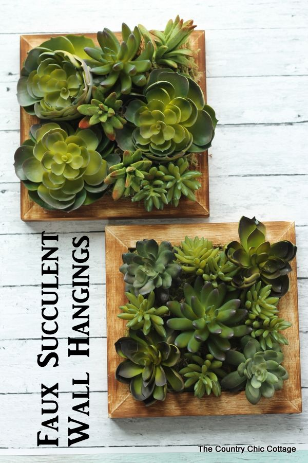 Faux Succulent Wall Art Succulent Hanging Garden Succulent Wall Hanging Succulent Wall Art Succulent Wall