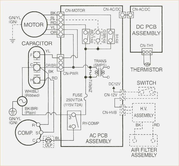 carrier start capacitor wiring diagram  84 nissan wiring