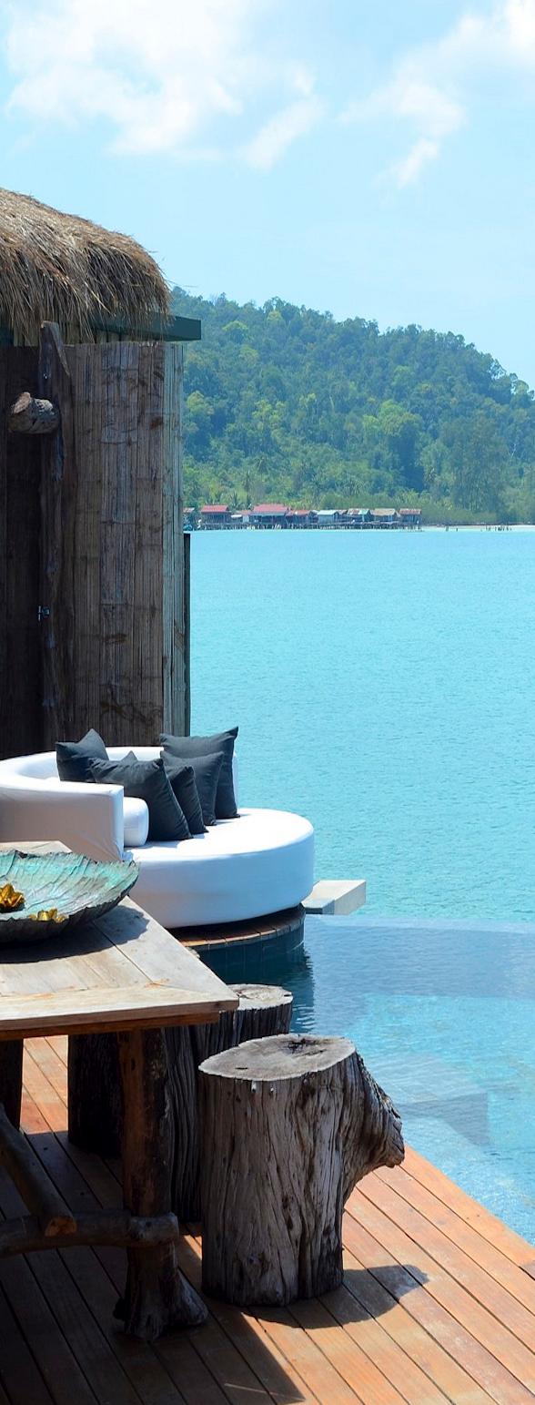 Song Saa Private Island Resort...Cambodia