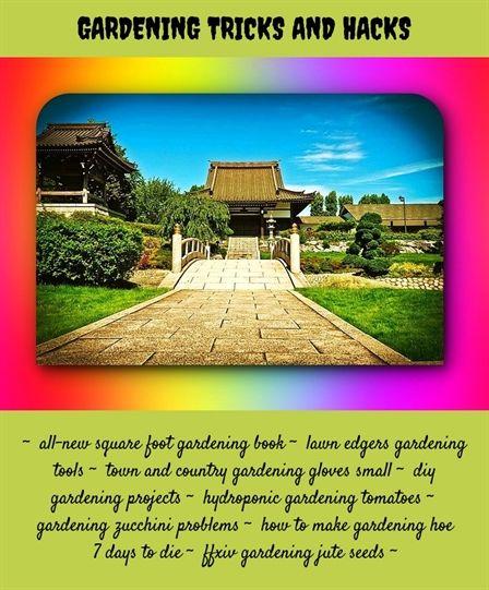 gardening tricks and hacks_530_20180610105828_23 garden 3ds max ...