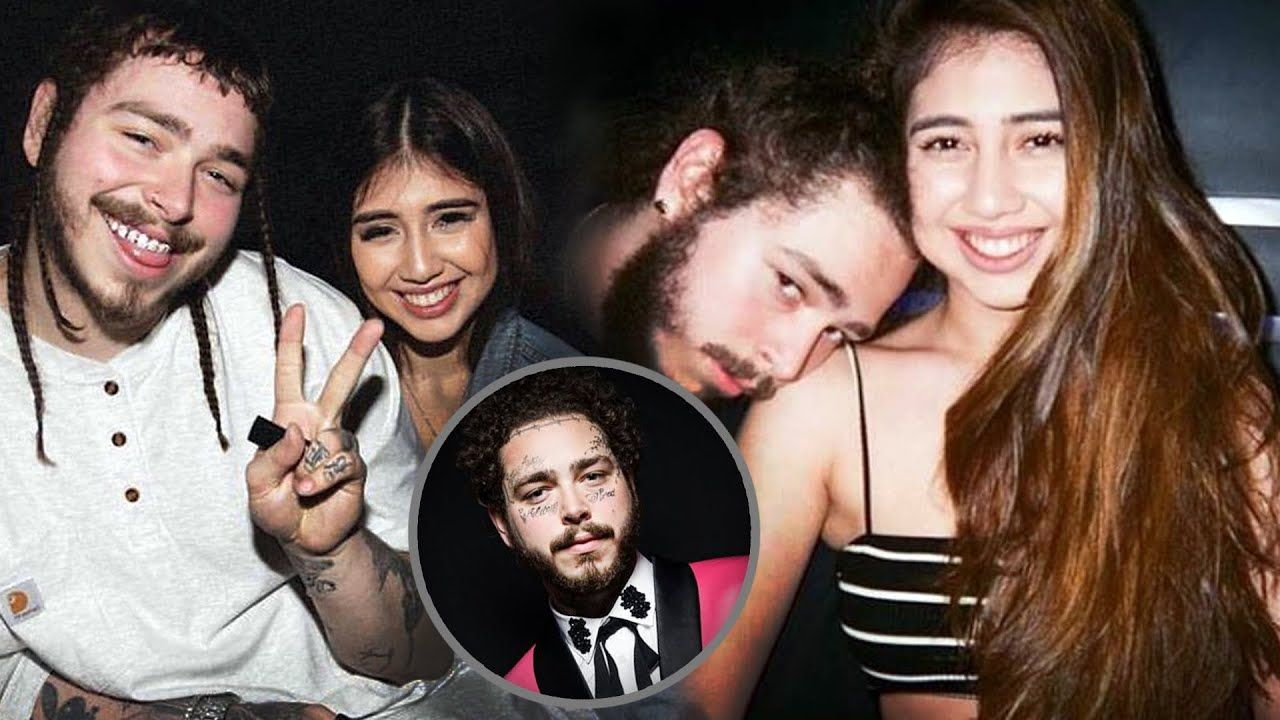 Post Malone Net Worth Biography Family And Girlfriend Ashlen Nicole In 2020 Sports Gallery Celebrity Couples Famous Sports