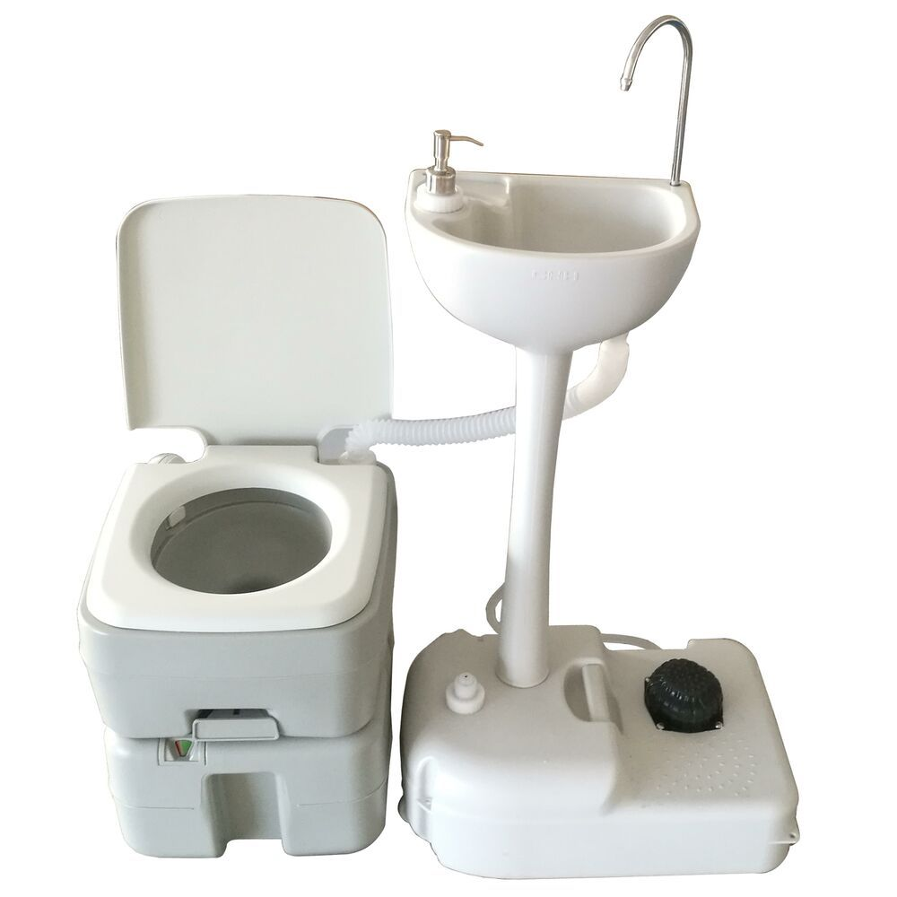 Advertisement Ebay Outdoor Wash Basin Sink Portable Water Tank Faucet Removable Camping Hiking Us Camping Sink Camping Toilet Camping Shower