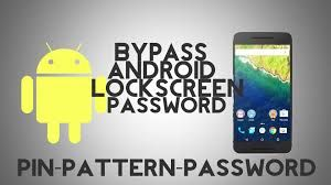 How To Bypass Forgotten Pattern Pin And Password Without