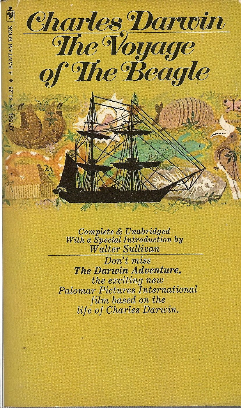 The Voyage Of The Beagle Voyage Charles Darwin Beagle
