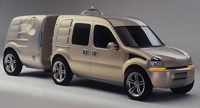 Renault Pangea Concept 1997 Terapias Alternativas Pinterest