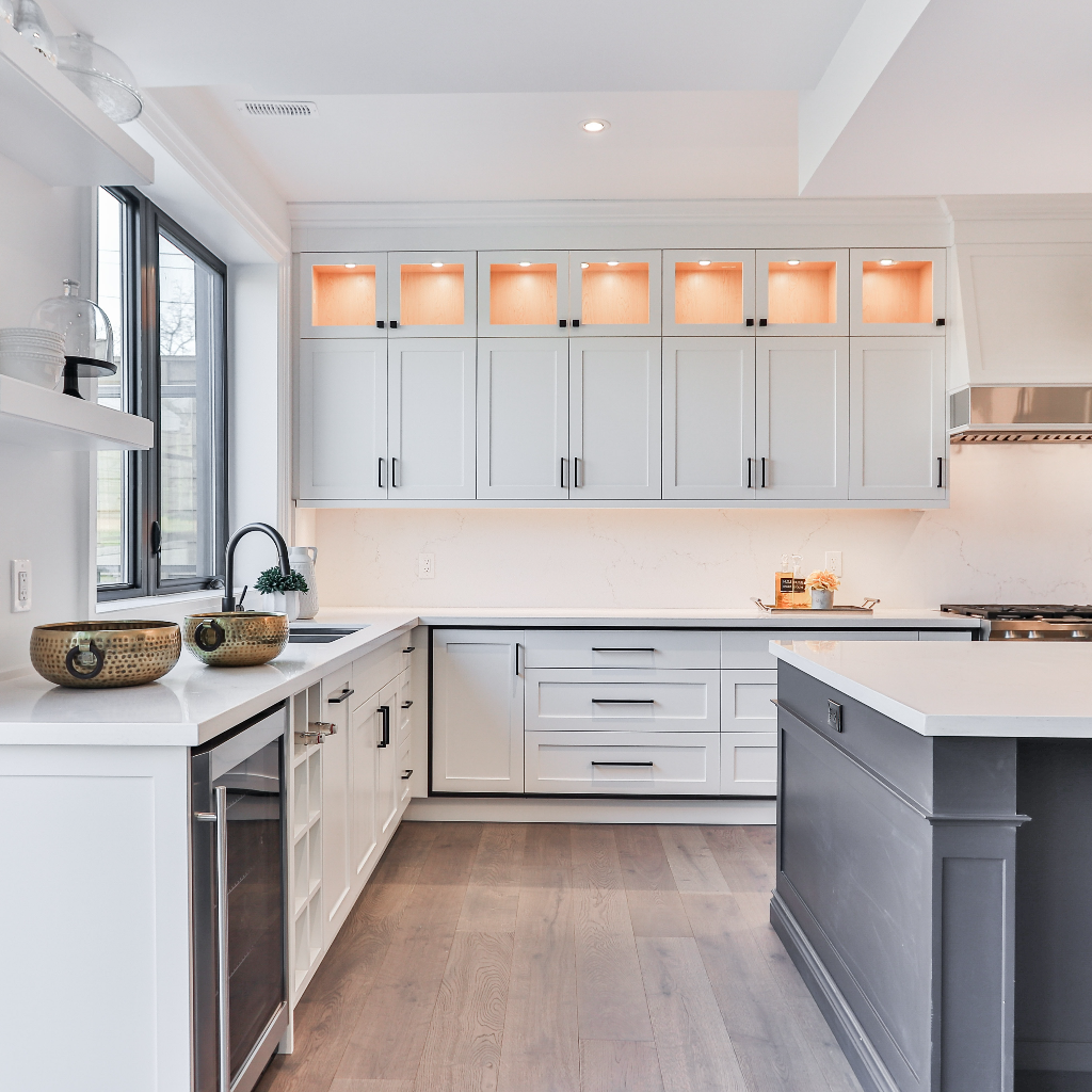 Contact Us For A Free Estimate Low Price Kitchen Cabinets And Countertops In 2020 Kitchen Cabinets And Countertops Beautiful Kitchen Designs Kitchen Design