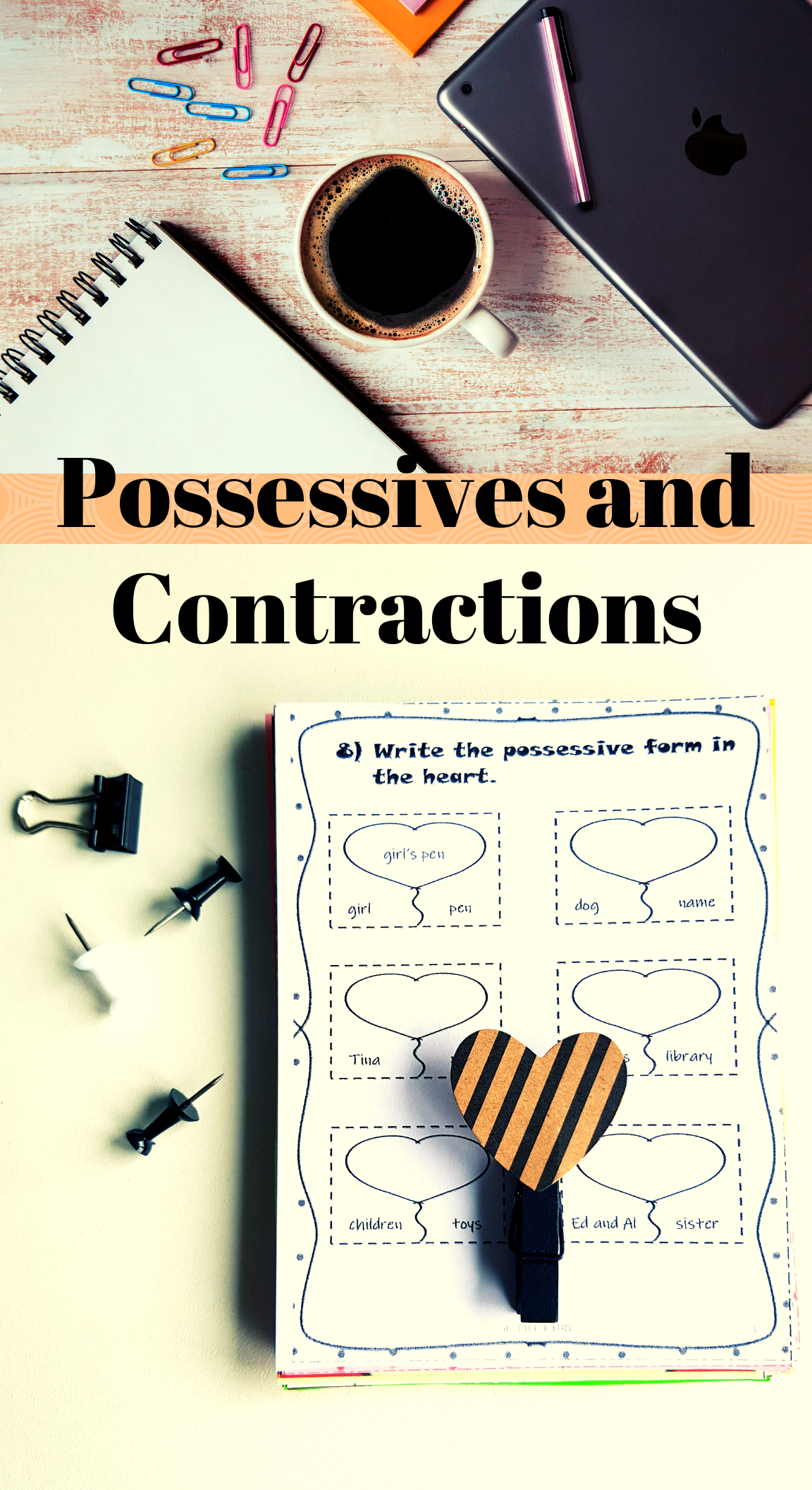 Contractions And Possessives