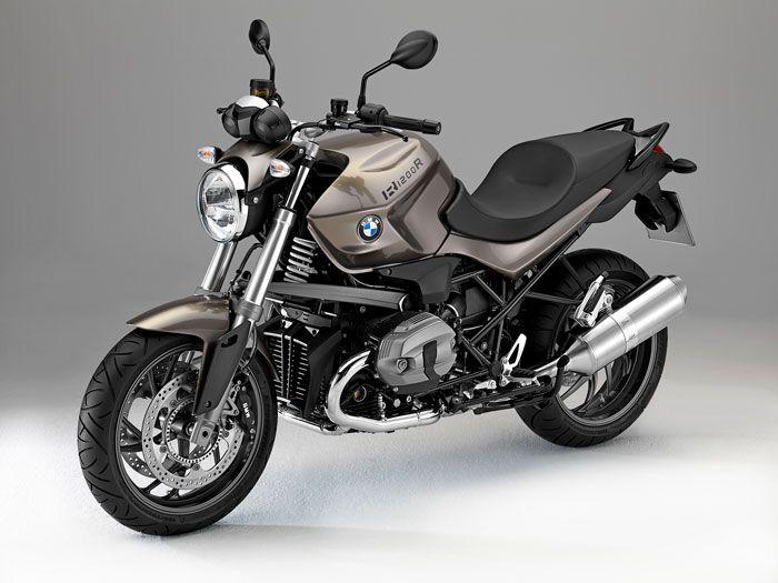 2013 Bmw R1200r Review Bmw Motos Motocicleta