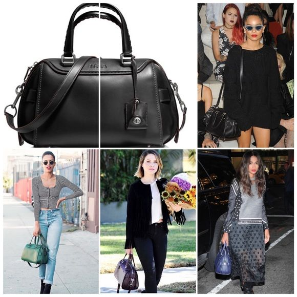 724cc0c64f COACH Ace Satchel   Celebrities Favorite Bag ❤ ✨ Brand new with tags 100%