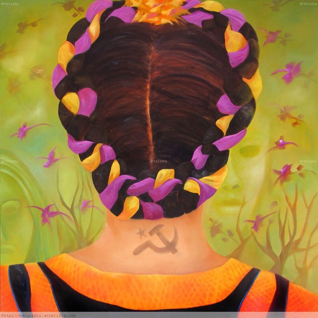 Homenaje a Frida Mary Cielo Sierra