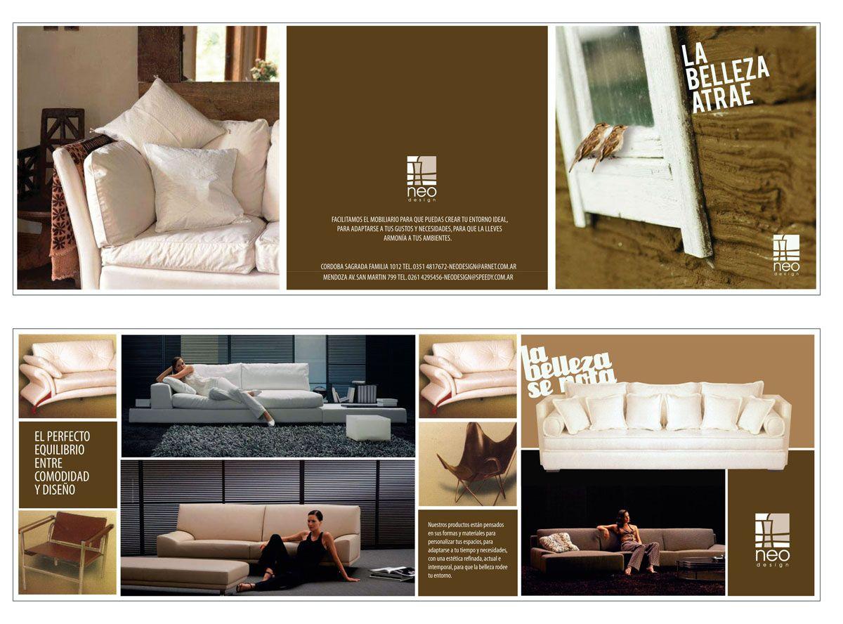 NEO folleto   Latido Diseño   Pinterest   Folletos