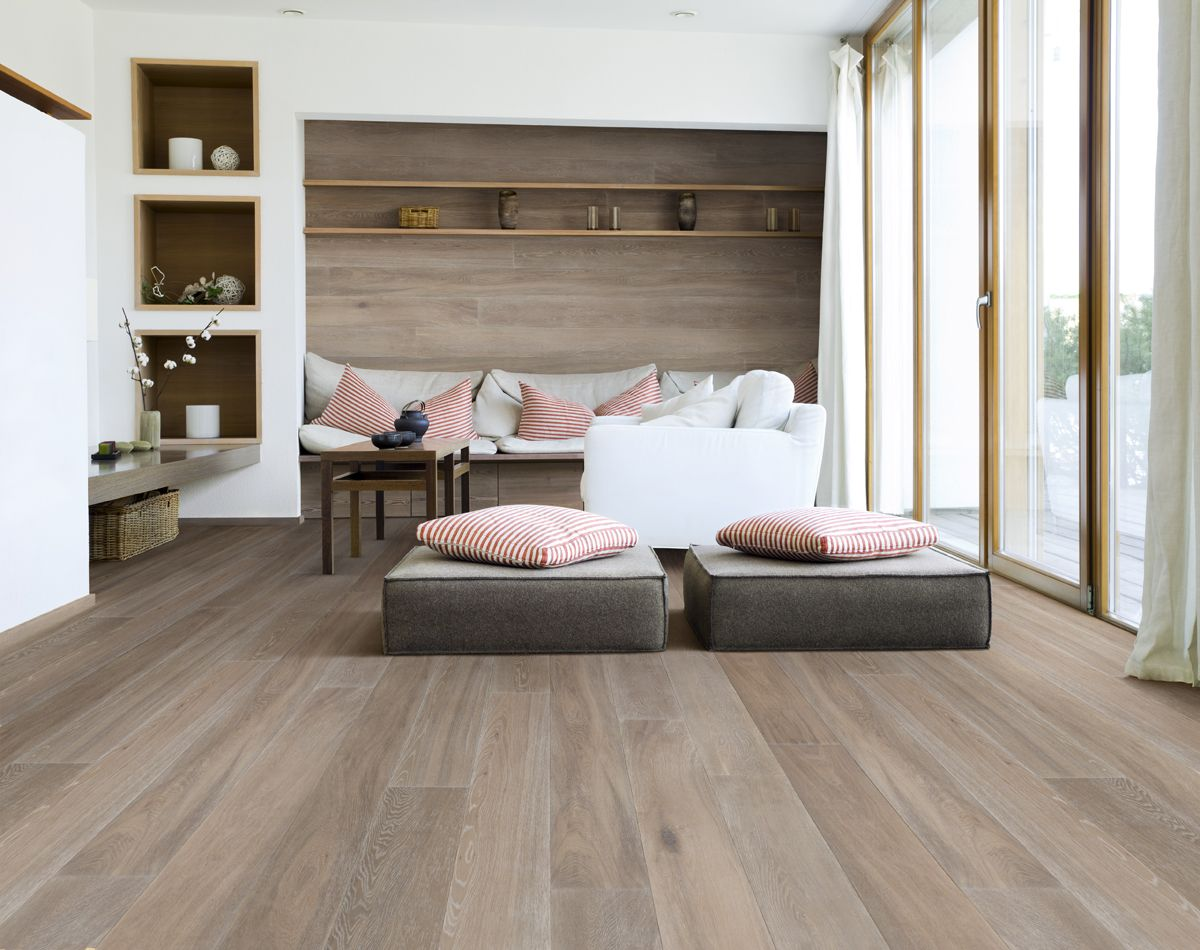 Tongue N Groove European Oak Engineered Flooring Oslo A Deep French Grey With Antique White Tones Running Engineered Flooring Oak Floorboards Timber Flooring