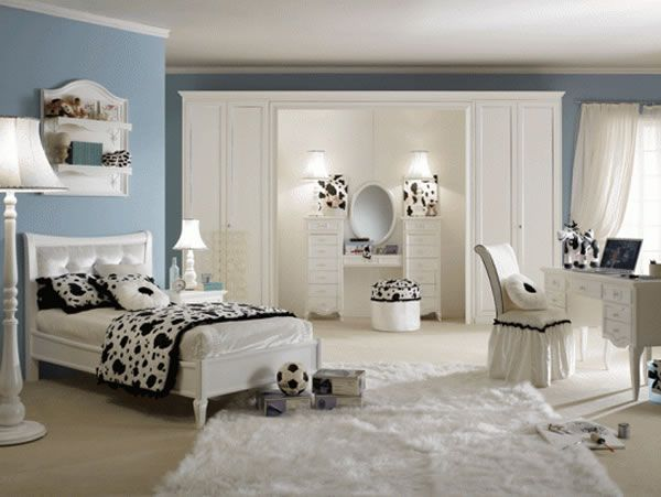 Creative Bedroom Decor  Bedrooms Luxury And Room Impressive Teenage Girl Bedroom Designs Design Ideas