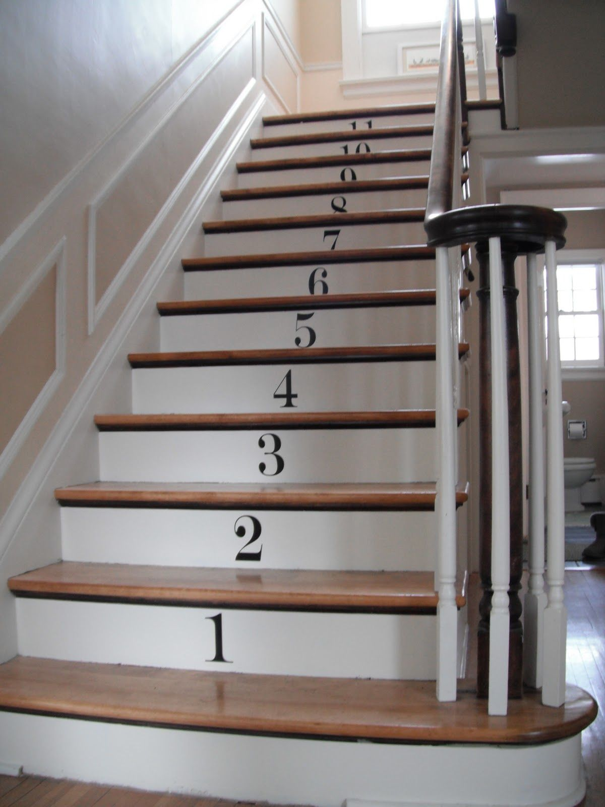 Captivating Decorating Staircase