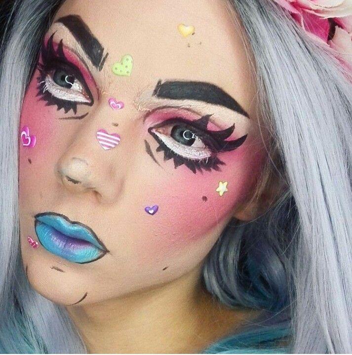 Pin by 🔮Lexi🔮 on FX makeup | Fx makeup, Halloween face