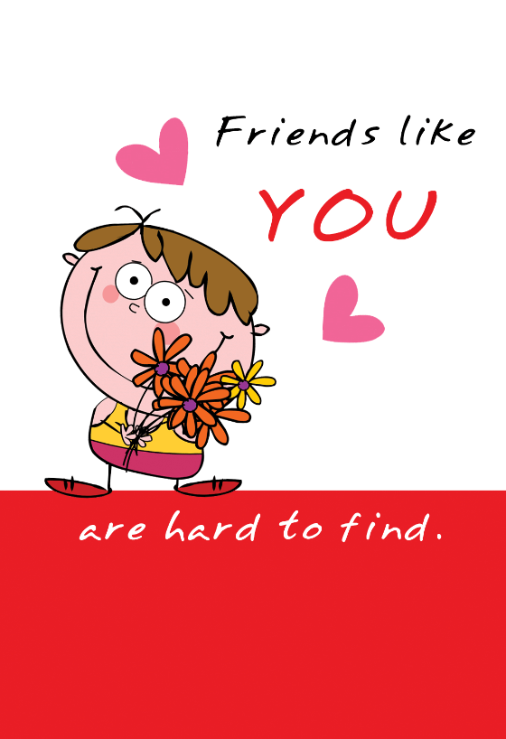 Friends Like You Friendship Card Free Greetings Island Friendship Cards Mother S Day Greeting Cards Mothers Day Card Template