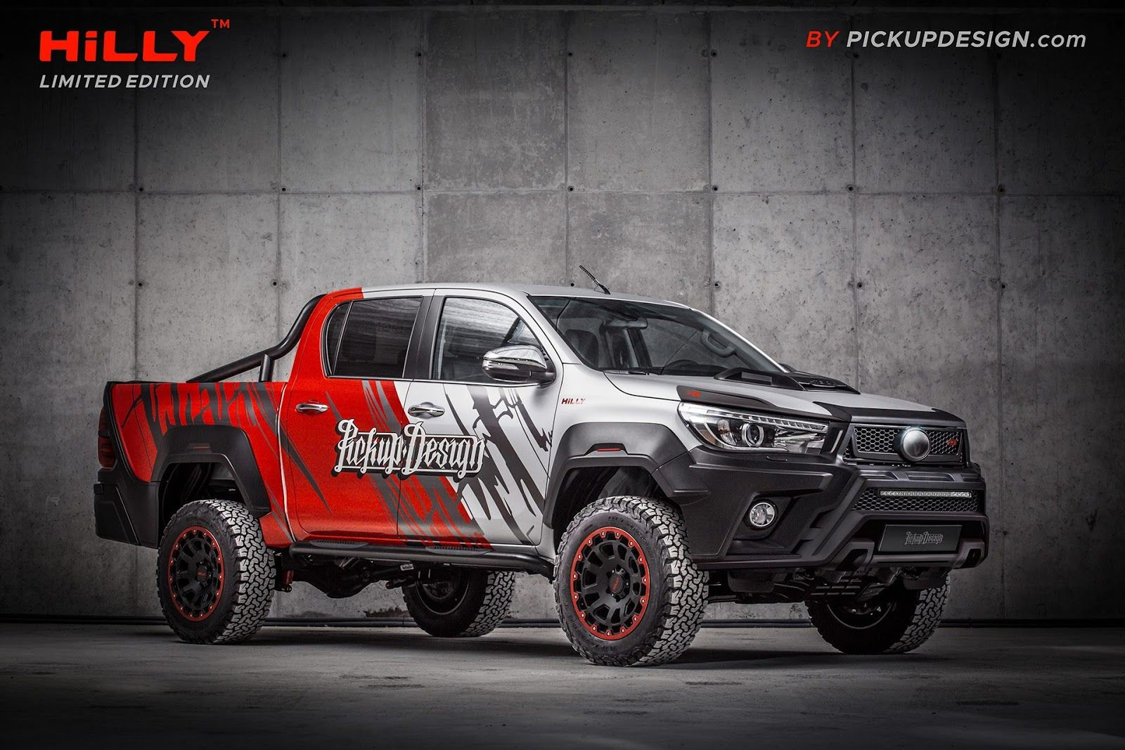Carlex Design Shifts Gears And Transforms Toyota Hilux Carscoops Toyota Hilux Toyota Car Brands