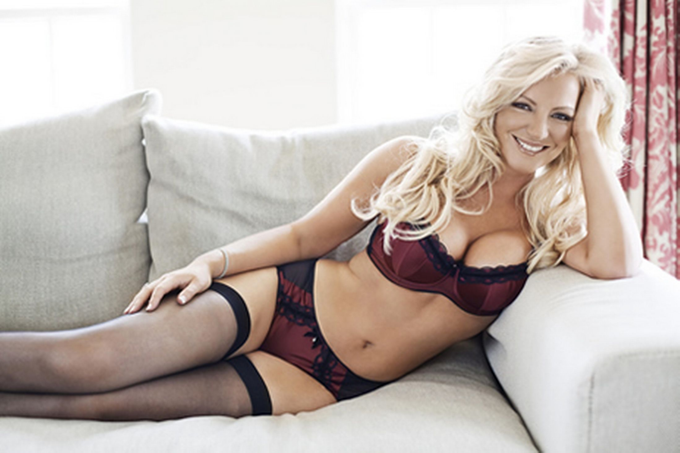 Michelle Mone set to strip off again for Ultimo charity photoshoot ... 432b82602