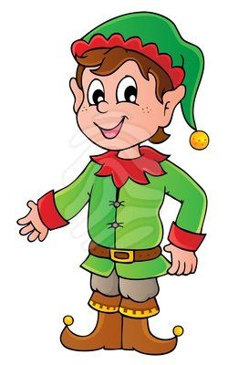 elf clip art fow pinterest elves clip art and clipart images rh pinterest com au christmas dancing elves clipart christmas cartoon elves clipart