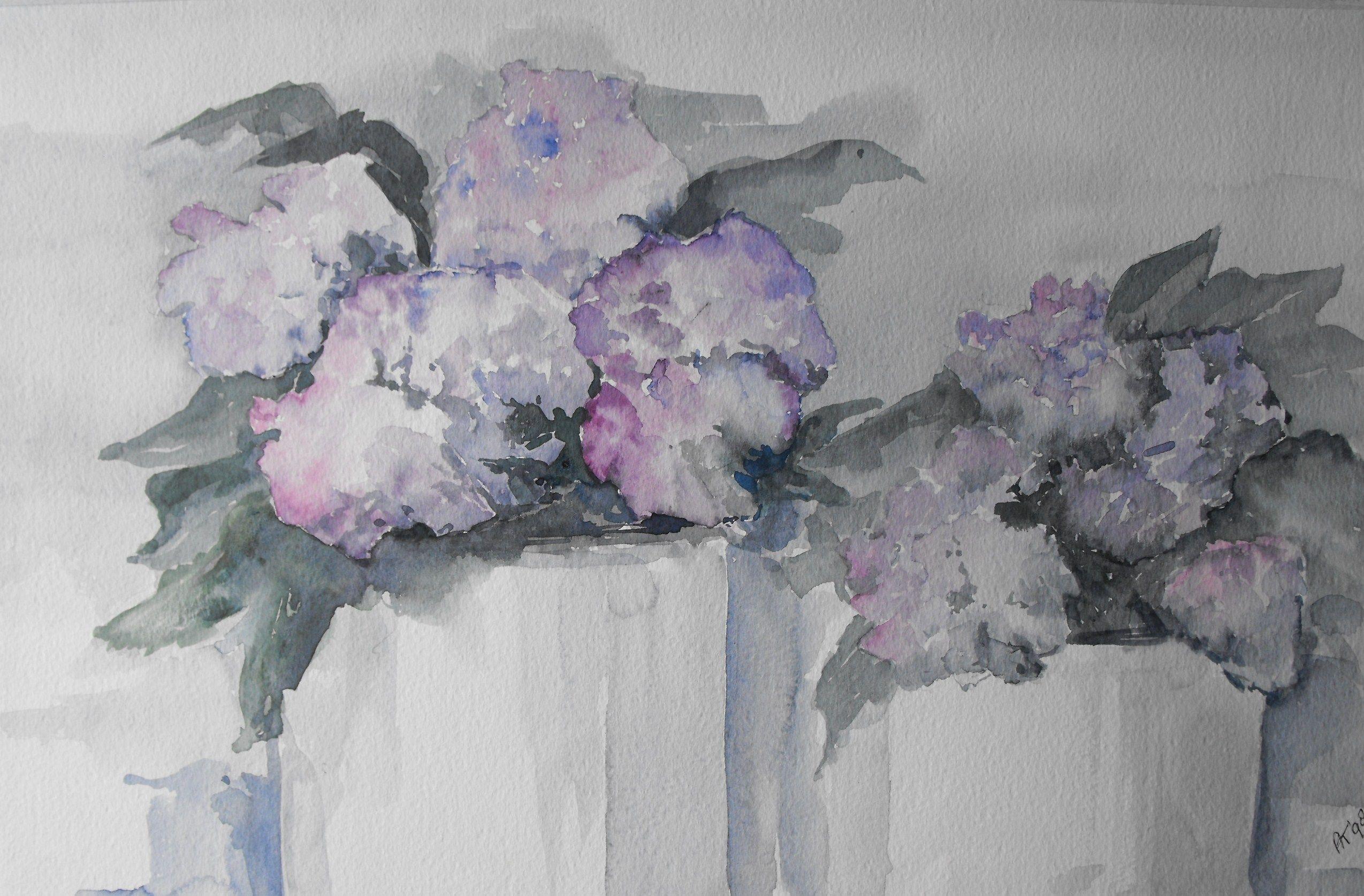 schilderen in aquarel - Google zoeken