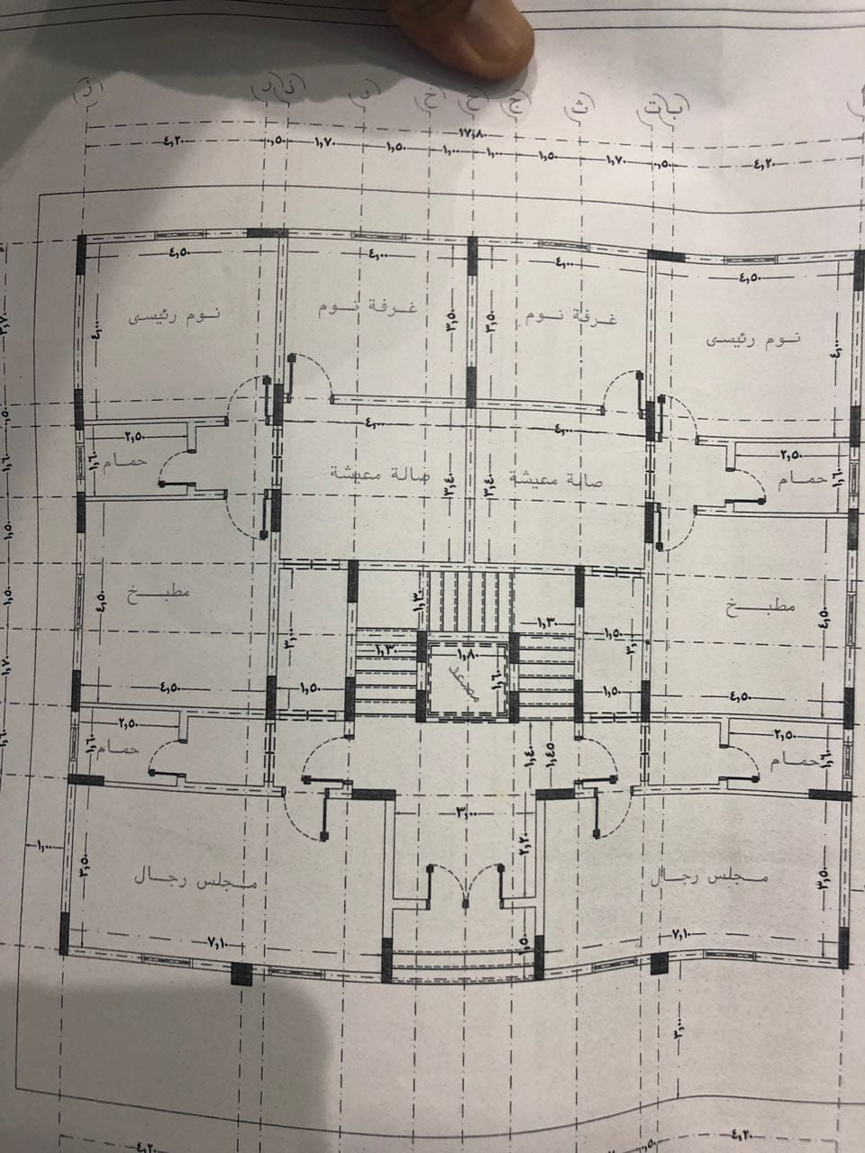 Pin By Mohammad Annan On Architecture Building Plans House Architectural Floor Plans House Plans