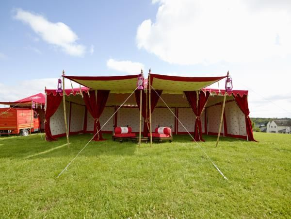 Elegant Party Tents Showcasing our very Beautiful Red Tent for Events and Parties. Fancy Indian & Elegant Party Tents Showcasing our very Beautiful Red Tent for ...