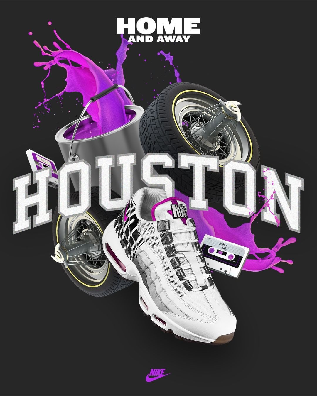"lace up in top fashion 100% quality Champs Sports on Instagram: ""Chopped N Screwed 
