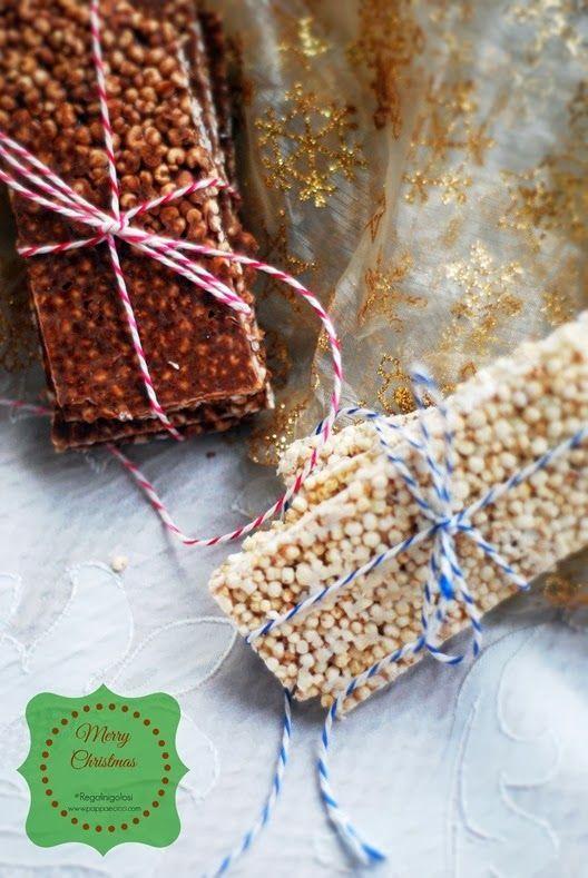 #regalinigolosi Ciocoquì e Biancomì