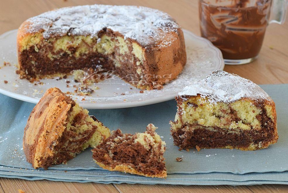 Torta panna e nutella (vale cucina e fantasia) | Nutella, Cake and ...