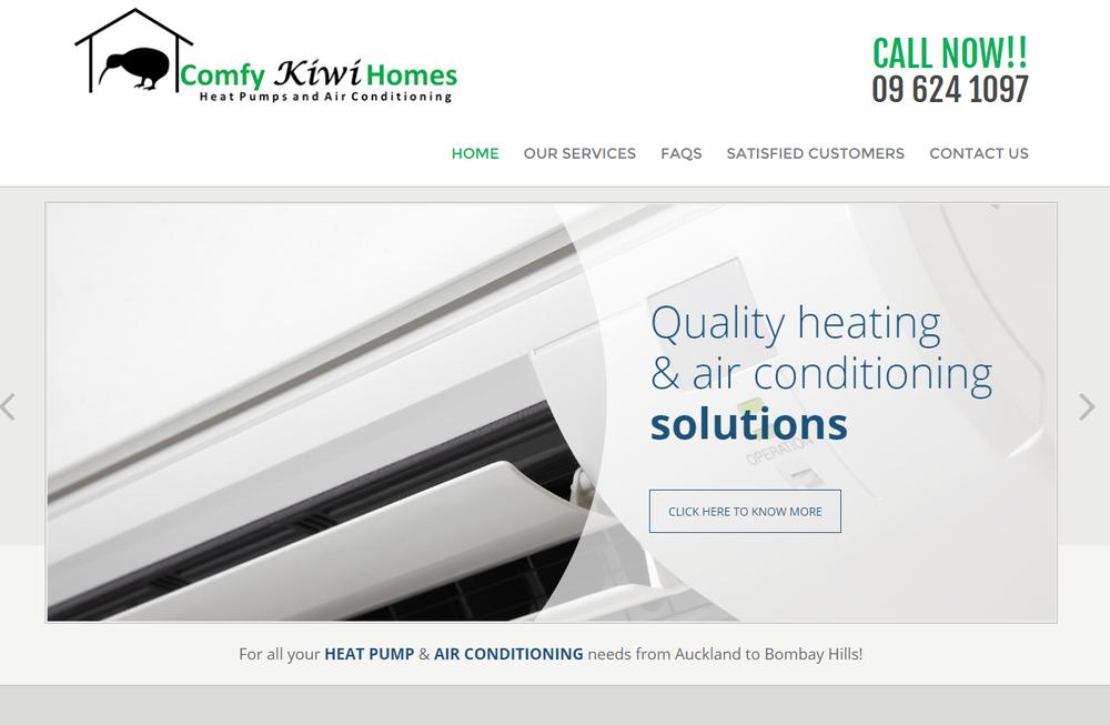 Heat Pump Installation Auckland Air Conditioning Installation At Komfy Kiwi Homes Nz Heat Pump Installation Air Conditioning Installation Heat Pump