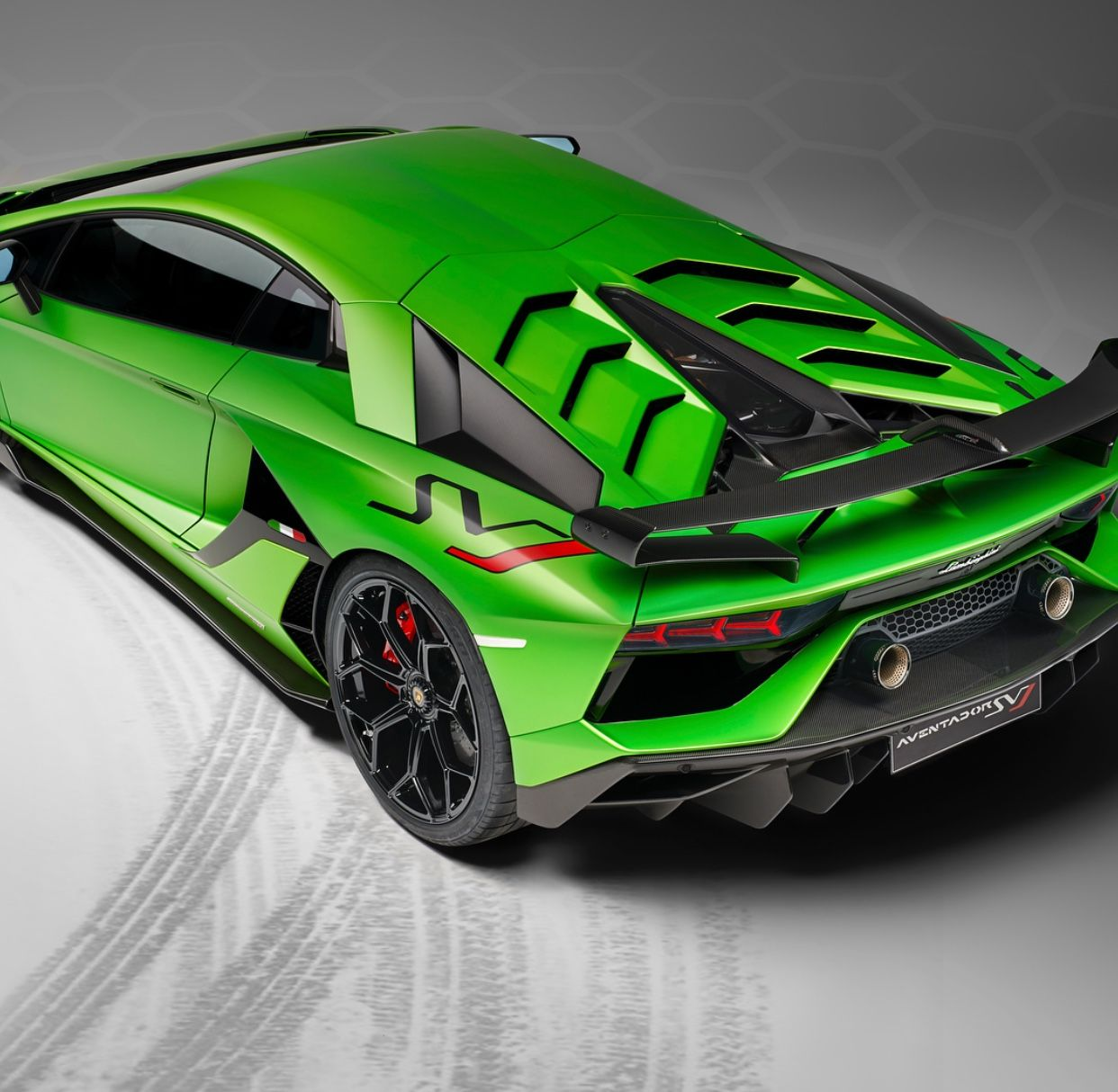 2019 Lamborghini Aventador Svj Beste Auto Modelle