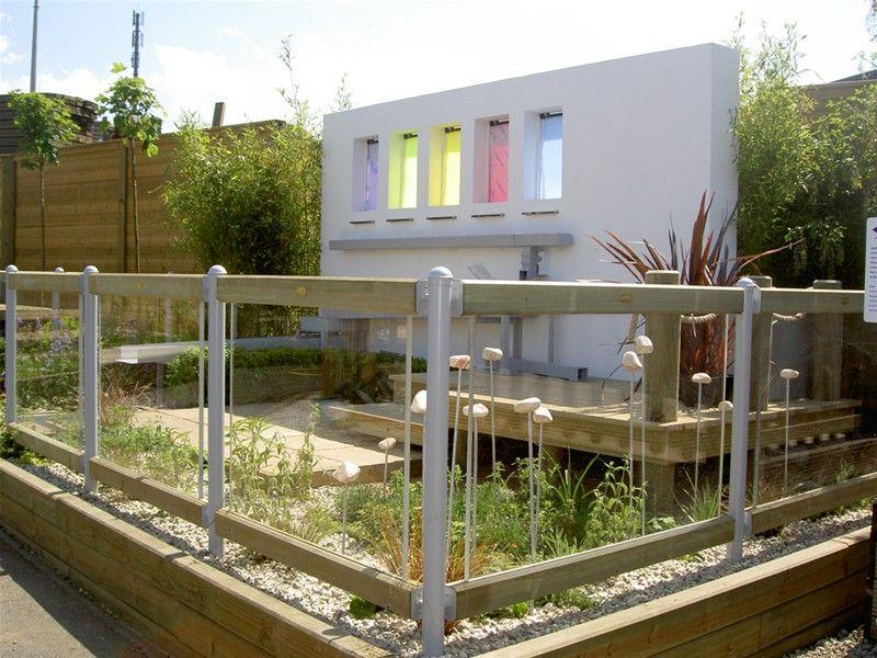 Fresh Plexiglass Balcony Railings